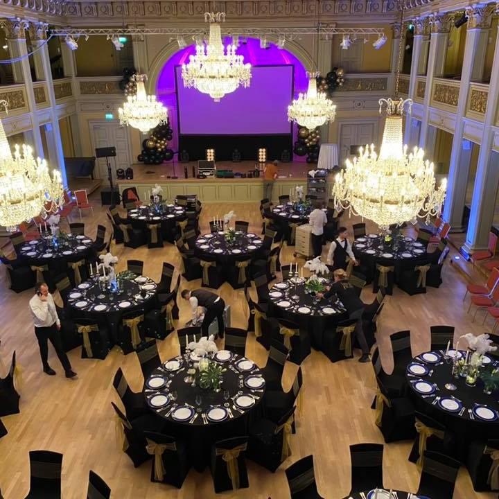 stoltrekk.com dekor pynting alba catering bryllup selskap oslo viken