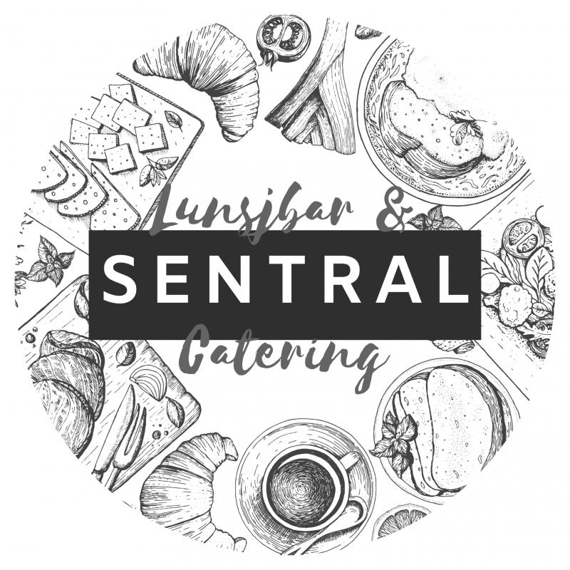 sentral lunsjbar & catering - internasjonal fusjon kokekunst til lunsjbar og grazing platters and tables
